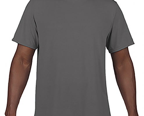 Gildan Adult G460 Performance T-Shirt Charcoal
