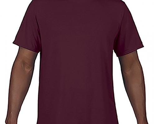 Gildan Adult G460 Performance T-Shirt Sport Dark Maroon