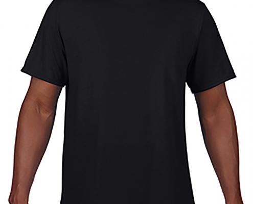 Gildan Adult G460 Performance T-Shirt Black