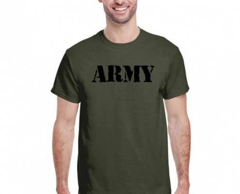 G500 Army T Shirt