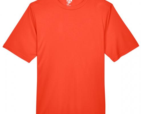 Team 365 TT11 Moisture Wicking Sport Orange