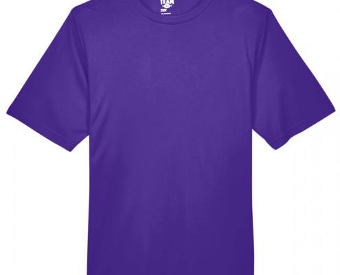 Team 365 TT11 Moisture Wicking Sport Purple